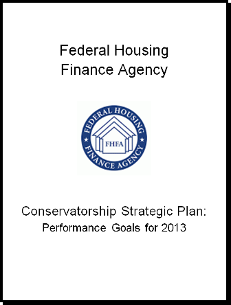 Conservatorship Strategic Plan 2013 Thumbnail