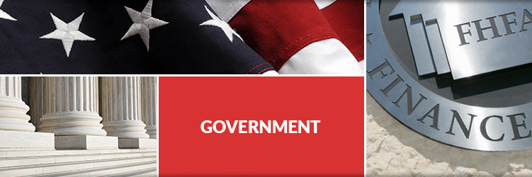 FHFA Government HEader Image