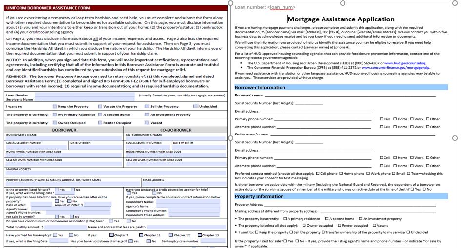 Blog   Federal Housing Finance Agency Simplifying the Borrower ...