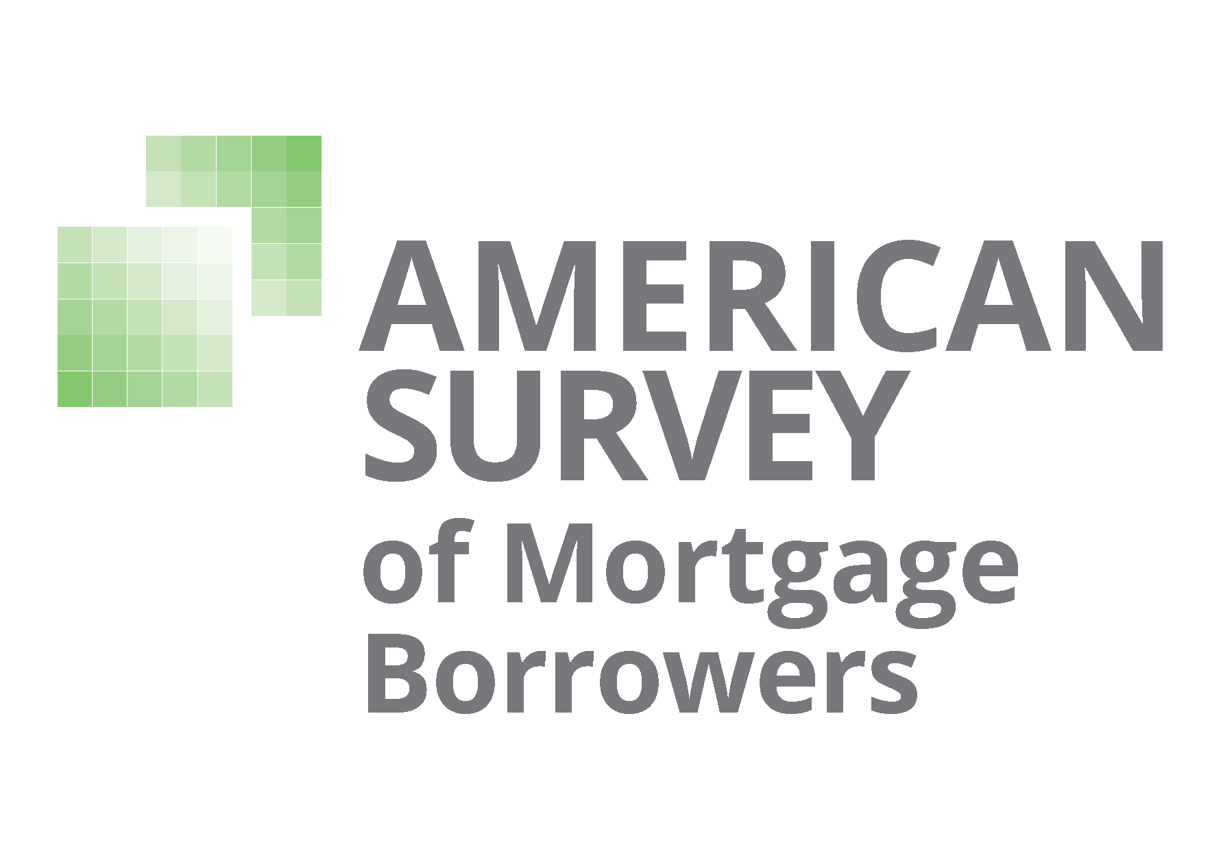 American Survey of Mortgage Borrowers Logo