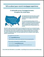 National Mortgage Database Program | Federal Housing Finance