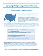 FHFA NSMO Survey Questionnaire thumbnail
