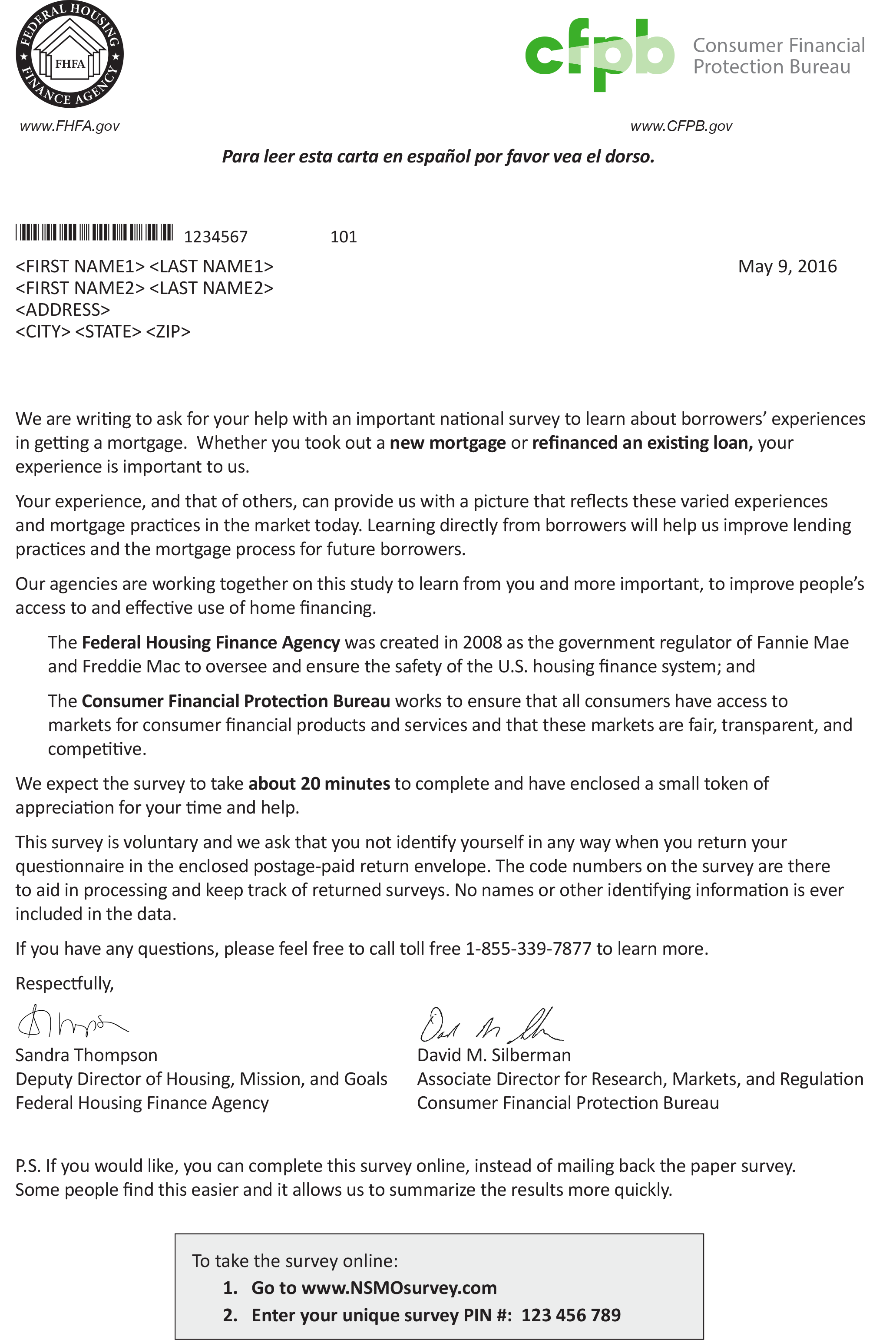 Mortgage Protection Mortgage Protection Letter - Mortgage-collector-cover-letter