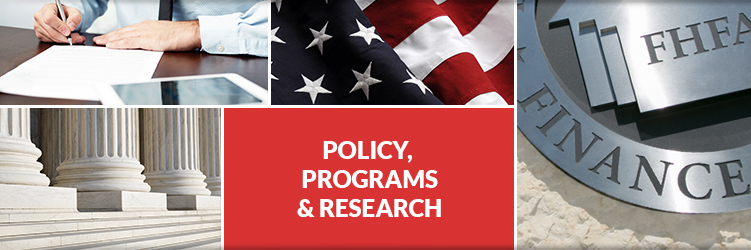 Policy-Programs-Research Header image