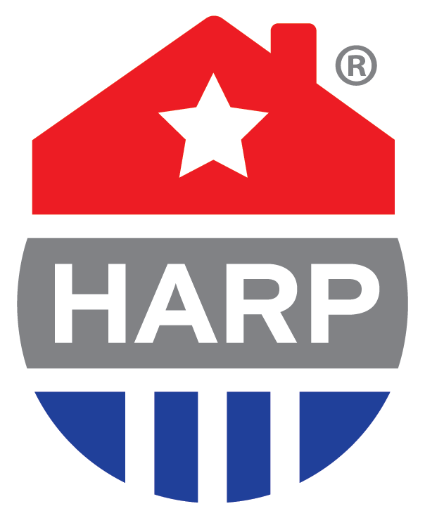 Home Affordable Refinance Program (HARP) logo