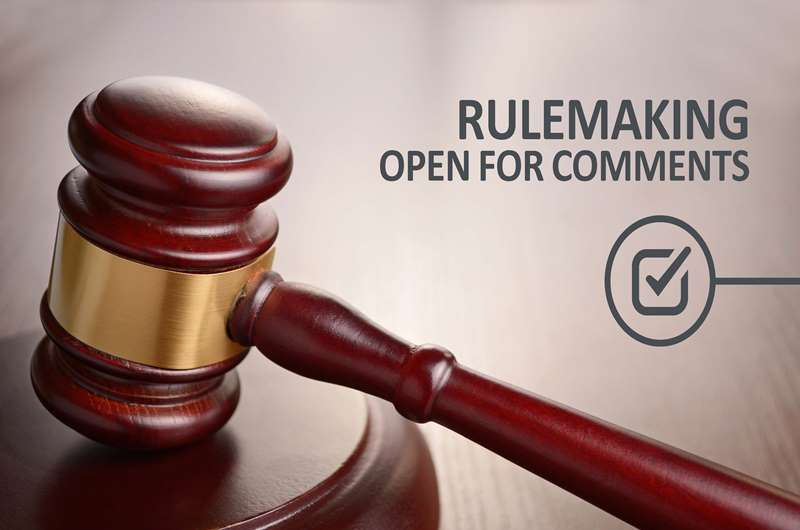 FHFA requests comments on rules open for comment